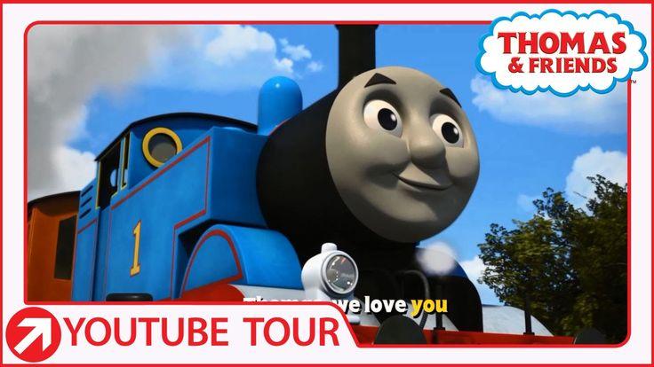 Thomas Anthem Song   YouTube World Tour   Thomas & Friends - YouTube