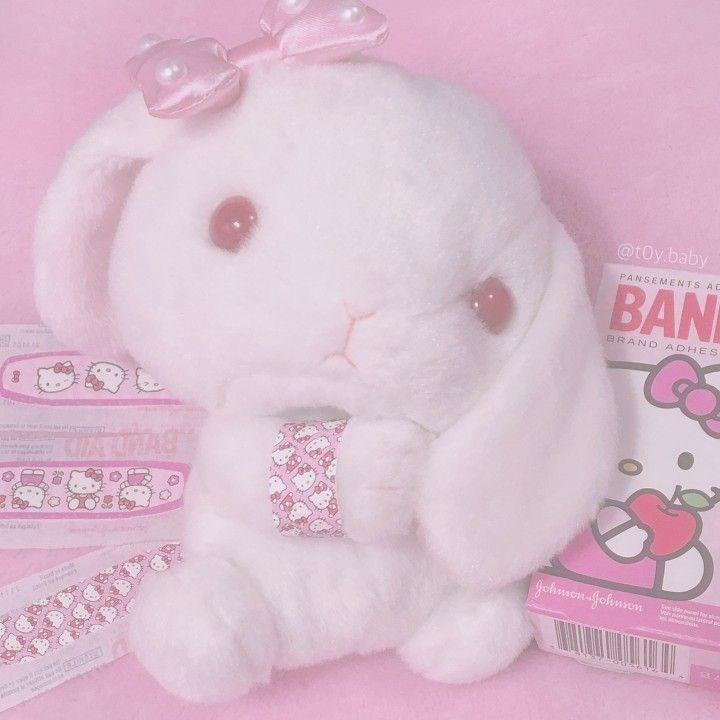 Goreslutz ꜜ In 2020 Baby Pink Aesthetic Pink Aesthetic Kawaii Plushies