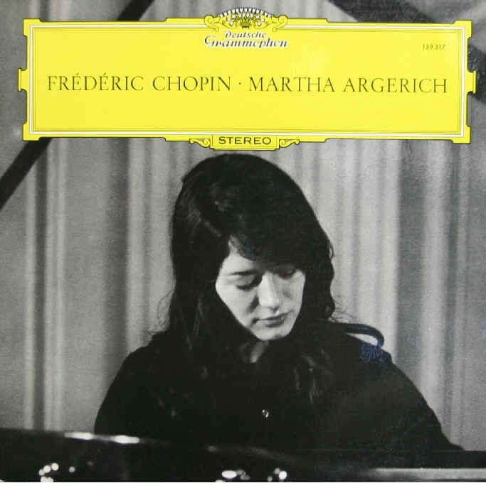 Chopin – Martha Argerich