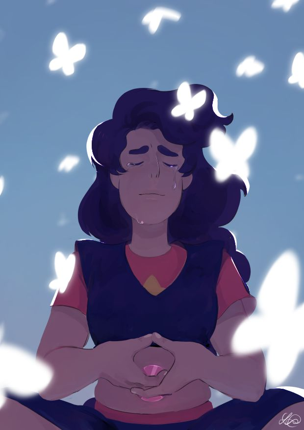 steven universe | Tumblr It's so pretty... if you haven't watched Mindful Education, I suggest you do