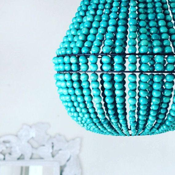 1000 id es sur le th me lustre de perle sur pinterest. Black Bedroom Furniture Sets. Home Design Ideas
