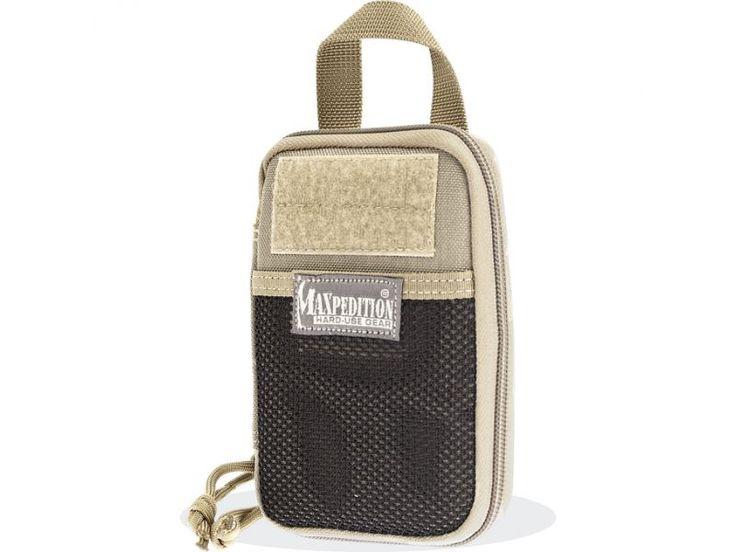 Maxpedition Mini Pocket Organizer Mini Pocket Organizer - 20$ - 240 грн http://gorillas.com.ua/-bags-wallets/179-maxpedition-mini-pocket-organizer.html  Небольшой размер позволит комфортно носить Mini Pocket Organizer в кармане брюк, сумке или куртке. Удобная организация мелочей помогает упорядочить все его содержимое. Возможность крепить органайзер к MOLLE панели удачно дополнит любую сумку или рюкзак, совместимые с этой функцией.   Размеры: 15х10 см  Описание