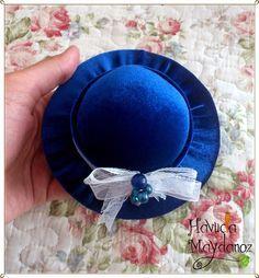 * Havuçla Maydanoz *: Şapka İğnelik Yapımı
