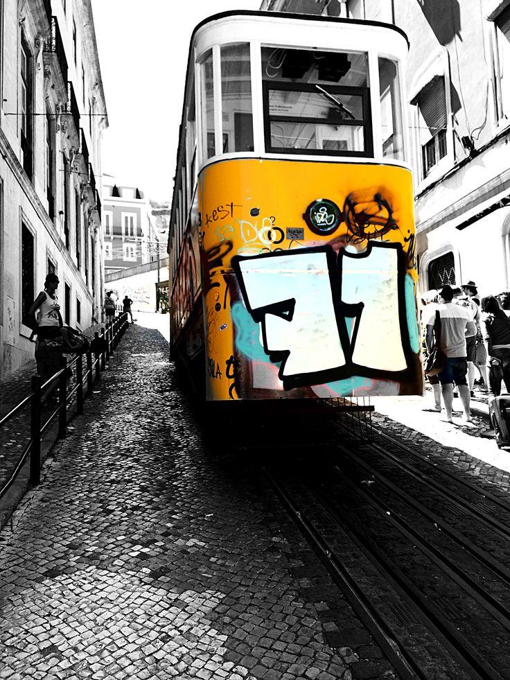 Elevador! Lisboa Portugal