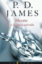 muerte en la clinica privada-p. d. james-9788466640527