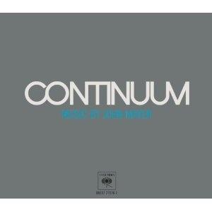 Continuum - John Mayer