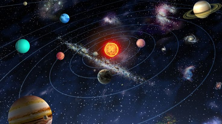 What would happen if all the planets disappeared, except earth?