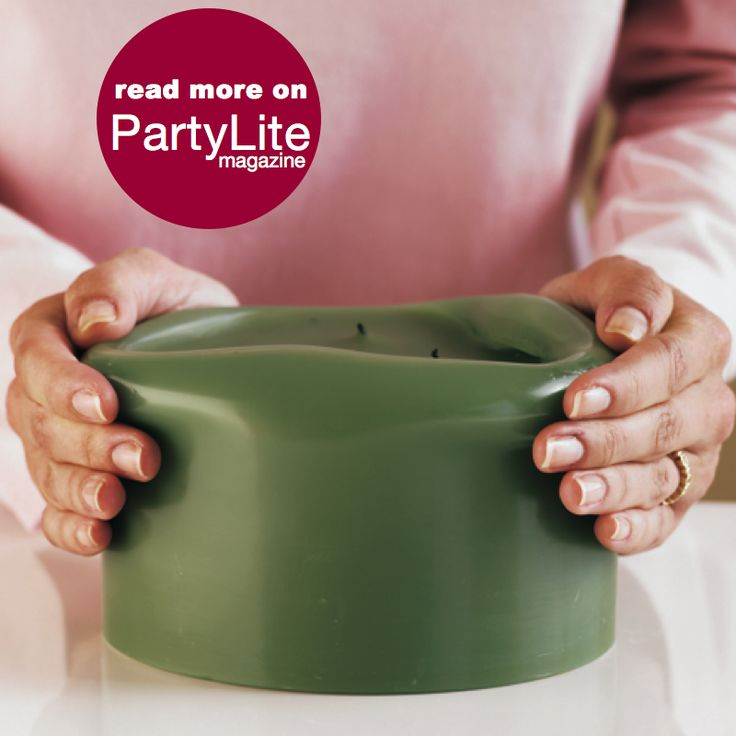 Learn how to get the best burn time for your pillar candles! #PartyLite