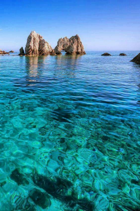 Antiparos island, Cyclades, Greece