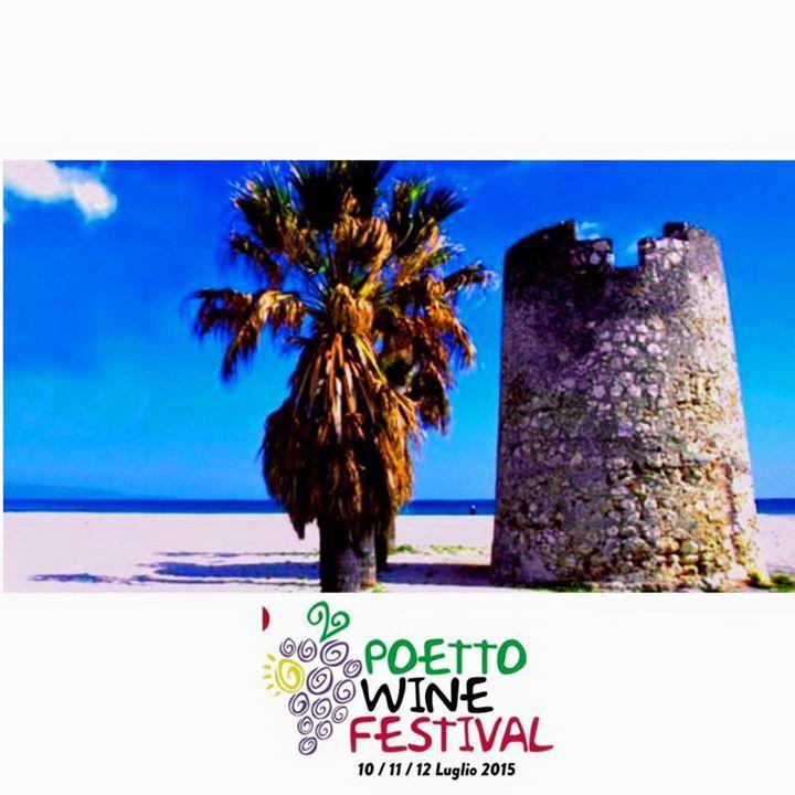 POETTO WINE FESTIVAL 2015 – CAGLIARI -10-11-12 LUGLIO 2015