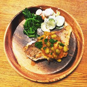 ヒラメのトマトソースかけ by kawaimiho [クックパッド] 簡単おいしい ...