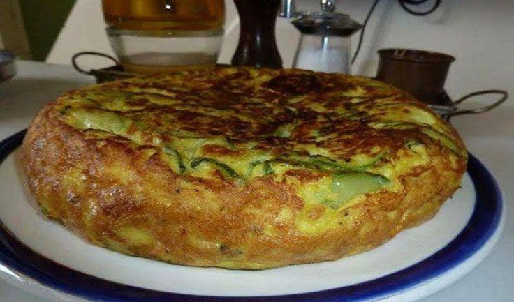 Αντριώτικη κολοκυθοφουρτάλια ΚΑΤΑΠΛΗΚΤΙΚΗ!!! ΥΛΙΚΑ 1 ½ κιλό κολοκυθάκια 8 αυγά φρέσκα 1 ματσάκι φρέσκο δυόσμο χοντροκομμένο ή φρέσκο άνιθο 3 – 4 φρέσκα χλωρά κρεμμυδάκια ελαιόλαδο και μόνο, μισό φλιτζάνι του τσαγιού για το σωτάρισμα 1 κουταλάκι του γλυκού κορν φλάουρ 1 φλιτζ. του καφέ κρύο γάλα λίγο αλάτι και λιγάκι άσπρο πιπέρι Πλένουμε και …