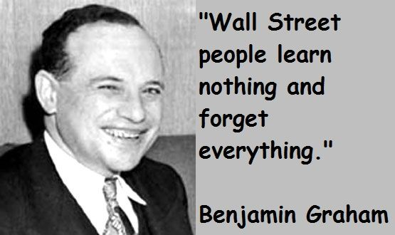 Benjamin Graham, the father of value investing, developed the concept of comparing valuations and adhering to strict value investing rules.  http://arborinvestmentplanner.com/benjamin-graham-father-of-value-investing/