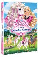 Barbie ja siskot,  9.95, myös muut barbie elokuvat ovat tervetulleita :)