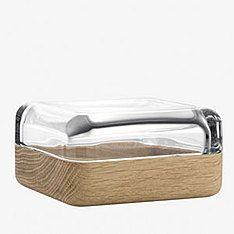 top3 by design - iittala - Anu Penttinen - vitriini glass box oak-clear