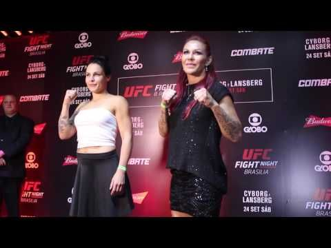 Lina Lansberg, latest 'Cyborg' Justino opponent, says matchup is 'perfect'