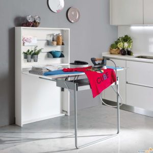 Pull Out Dining Table Console