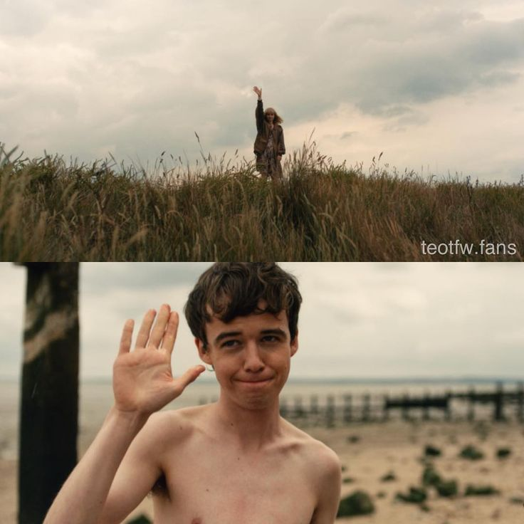 "1,256 Me gusta, 9 comentarios - The End of the F***ing World! (@teotfw.fans) en Instagram: ""James's Smile """