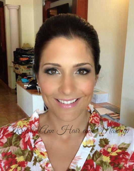 Airbrush Makeup Wedding : Hair + Makeup: www.krystieann.com wedding makeup, bridal ...