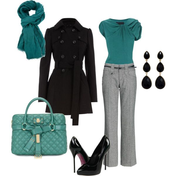 Cute professional outfit!