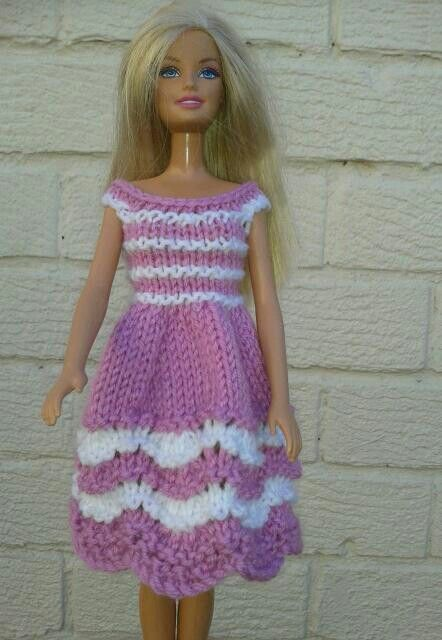 528 Best Barbie Knitting And Crochet Patterns Images On Pinterest