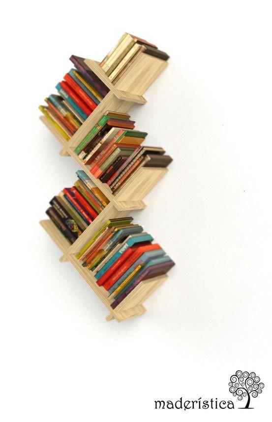 """Librero """"Arbolístico"""""""