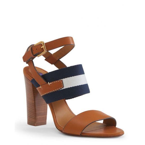 Laney Calfskin Sandal