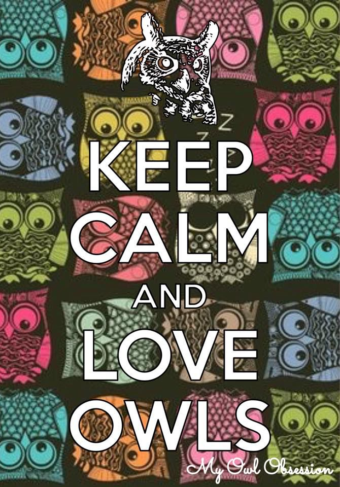 ...Love Owls - always have always will!! And cam and I are gonna go get tattoos... Can't wait to get my owl tat!!