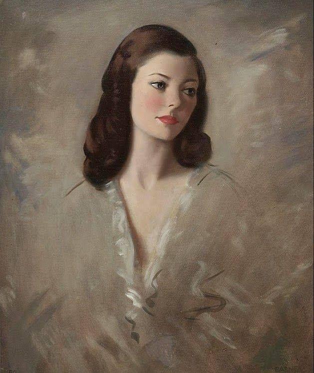Archibald George Barnes | Canadian painters, Figure ...