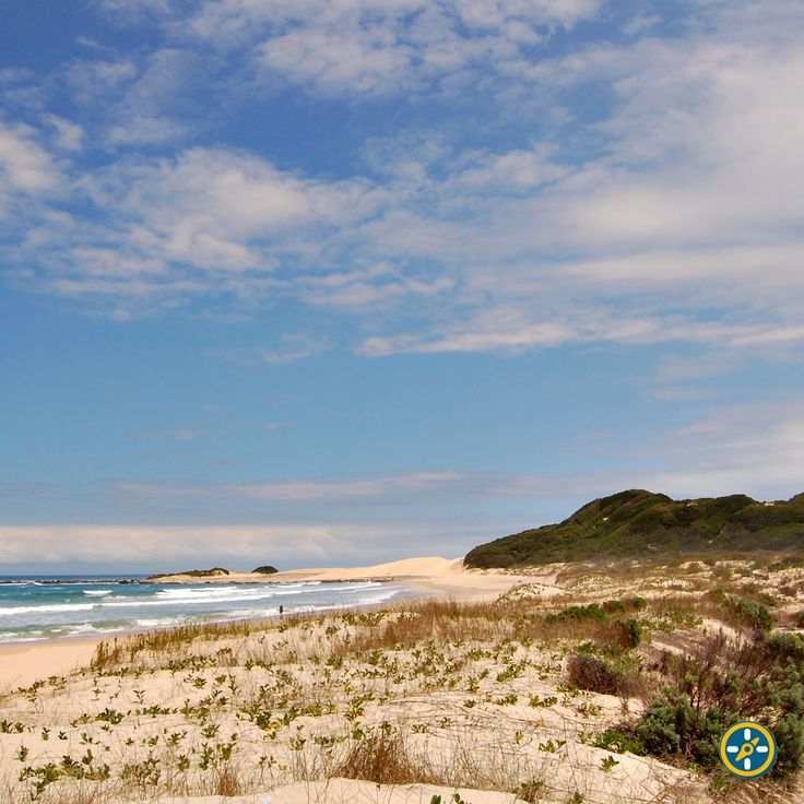 Another quiet stretch of beach on the Eastern Cape coastline. http://bit.ly/1nM9Px7