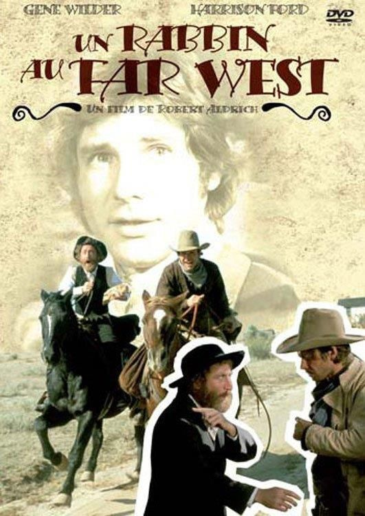 The Frisco Kid    Un Rabbin Au Far West     Support: BluRay 720    Directeurs: Robert Aldrich    Année: 1979 - Genre: Western / Comédie - Durée: 118 m.    Pays: United States of America - Langues: Français, Anglais    Acteurs: Gene Wilder, Harrison Ford, Ramon Bieri, Val Bisoglio, George DiCenzo, Leo Fuchs, Penny Peyser, William Smith, Vincent Schiavelli