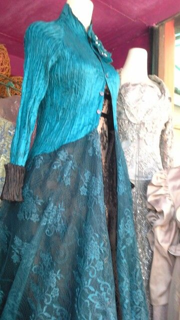 Syar'ie muslimah gown