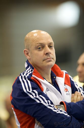 Dave Brailsford, head of the British cycling team and over his tenure has overseen tremendous success in the Olympics