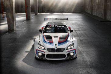 BMW prezentuje na IAA 2015 BMW M6 GT3.