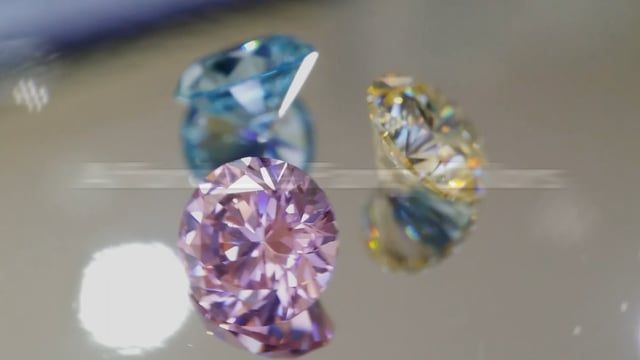 Fancy color gemstones don't have to cost a fortune.  Get the beauty of a Fancy Color Diamond without paying the high price rhat a genuine diamond costs.  Fancy Blue, Fancy Pink and Fancy Yellow are just a few of the beautiful colors that you can purchase for just $800 per carat.  And all come with a free lifetime replacement guarantee.  Beauty and durability that is guaranteed to last a lifetime!  Call BloomingBeautyRing.com at (213) 222-8868 today