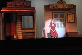 Image result for stage flats used in productions