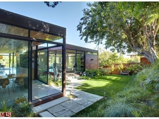 12321 Rochedale Lane In Brentwood    I Like The Hard Edged Modern Windows  In Contrast · Modern WindowsBig WindowsHouse ...
