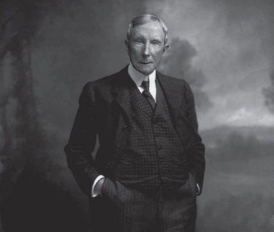 Americký ropný magnát, filantrop a najbohatší človek vhistórii. Samotné meno ropného magnáta Johna D. Rockefellera je synonymom pre úspech abohatstvo. Tento muž začínal od nuly adostal sa až k miliardám. Je považovaný za najbohatš...