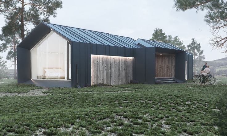 FOG House on Behance
