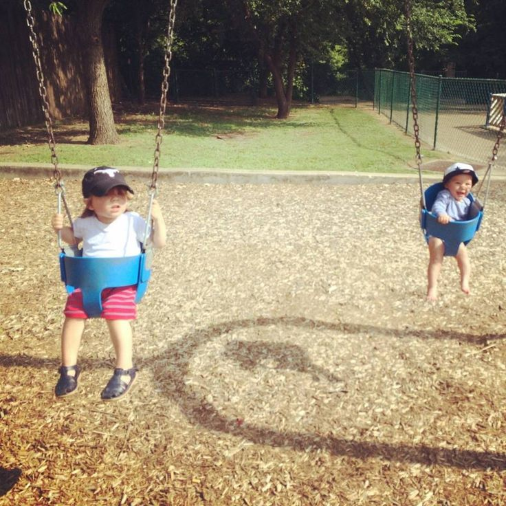 Thomas and Shep at the park. Thanks Gen!