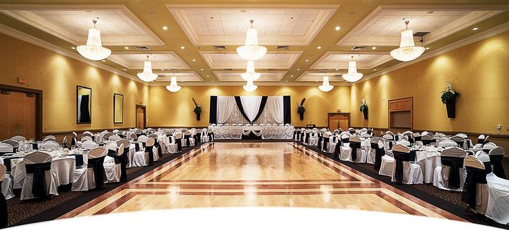 okay, with a little decoration, http://qlook.bz/uploads/banquet-halls.jpg