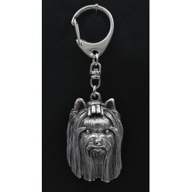 Keyring made of silver hallmark 925 (2)