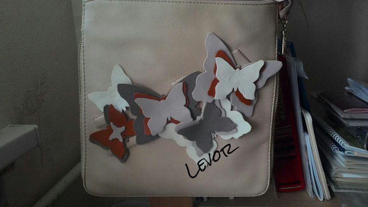 $6 Author's work on order. Decoration on bags, boots, clothing. Restoration. material: different. contact me: aleanorra@gmail.com