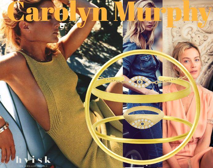 Style Icon - Carolyn Murphy. #hviskicon
