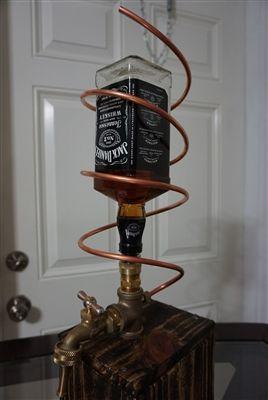 Whiskey Liquor Dispenser Dan Pinterest Liquor