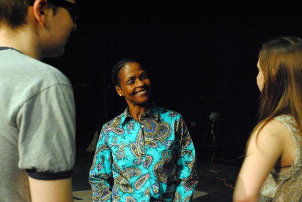 4/19/13 - Kristin Clark Taylor Speaks to Roeper Students.