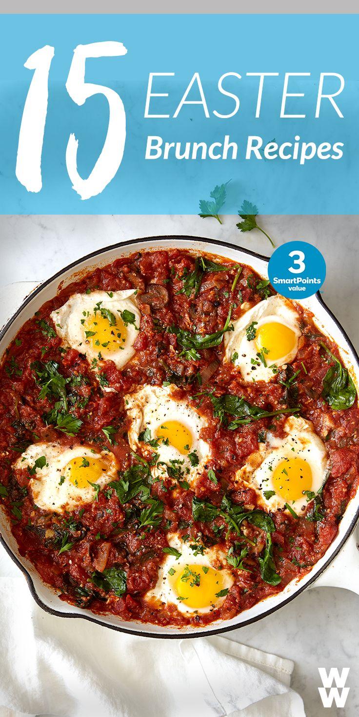 Best 25 easter brunch ideas on pinterest brunch sunday for Non traditional easter dinner ideas