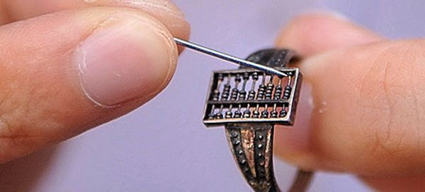 The Nerdiest Ring Of The 17th Century