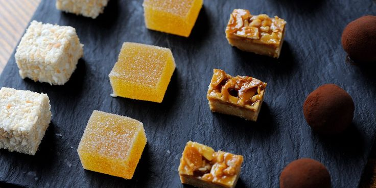 This simple recipe for Banana marshmallow from top chef Dominic Chapman would be ideal to hand out as an impressive petit four