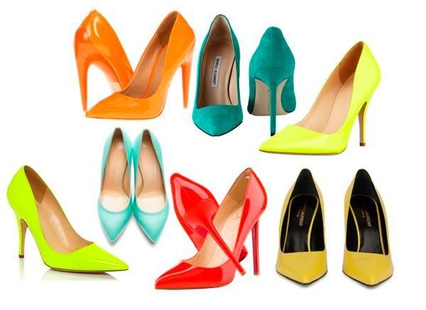 Какие туфли купить на весну